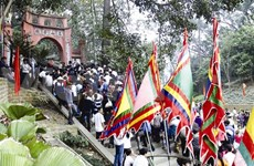 Le culte des rois Hùng à Phu Tho, un honneur de la nation vietnamienne