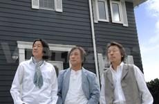 Le groupe japonais Kaientai en concert à Hô Chi Minh-Ville