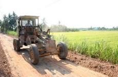 Le FODI finance des infrastructures rurales au Vietnam