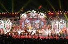 Ouverture de la Fête du temple des rois fondateurs Hùng