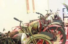 Sept bijoux d'anciennes motos en pleine forme