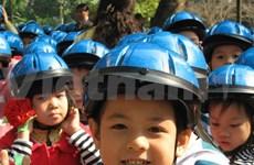 Le port du casque de moto obligatoire pour les plus de 6 ans