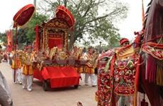 Bac Ninh : le temple Dô en fête