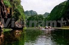 Au fil de la réserve de Vân Long dans le Nord