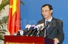Le Vietnam demande à la Chine d'arrêter ses actions incorrectes à l'archipel de Hoang Sa