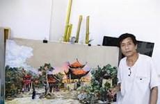 Hô Dac Diêp, le peintre qui aime papillonner