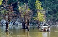 Lac Noong, cet œil qui embrasse un monde féerique
