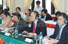 Vietnam-Allemagne: dialogue entre le PCV et le SPD