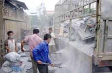 Hanoi délie sa bourse pour protéger l'environnement