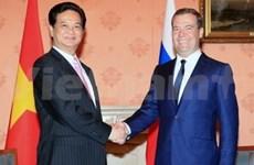 Vietnam-Russie : entretien entre les Premiers ministres