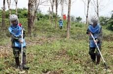 Bombes et mines: 14.000 mlds de dongs pour régler les conséquences