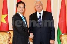 Le Vietnam et la Biélorussie dynamisent leur coopération