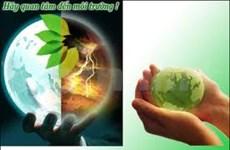 Protéger l'environnement pour le développement durable