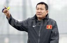 Van Phuc nouvel entraîneur en chef du onze vietnamien