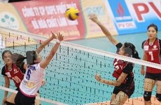 Coupe de volley féminin LienVietPostBank, c'est parti!