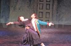 Un spectacle de ballet australien au Vietnam