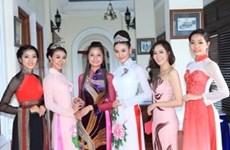 Les demi-finalistes en lice pour Miss Ethnie 2013