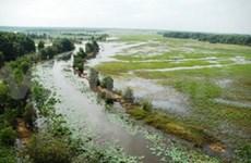 Parc national de Tram Chim en développement durable