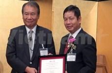 Le leader du groupe FPT honoré par Nikkei