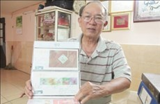 Les timbres vietnamiens ne laissent pas indifférents