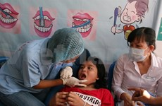 Soins gratuits pour 5.000 enfants à Hô Chi Minh-Ville
