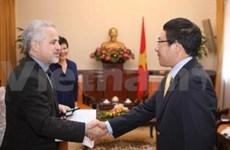 Le Vietnam souhaite intensifier son partenariat avec le Canada
