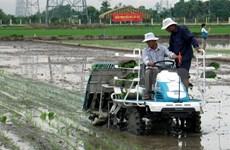 La mécanisation agricole au service des grands espaces