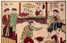 Le trio de peintures folkloriques sort le grand jeu au Sud