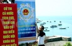 """Vietnam : la mer et les îles jouent """"un rôle primordial"""""""
