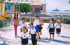 Truong Sa Lon se dote d'une nouvelle école primaire