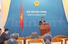 Diplomatie: plusieurs activités extérieures importantes en juin