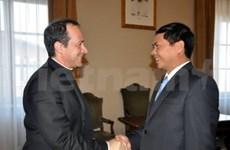 Quatrième réunion du Groupe de travail Vietnam-Vatican