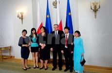 Un scientifique vietnamien à l'honneur en Pologne