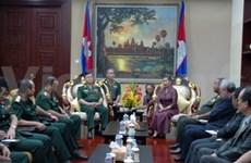 Vietnam et Cambodge coopèrent dans la recherche des restes des soldats