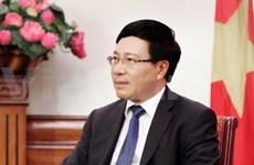 Le chef de l'Etat en Chine, visite couronnée de succès