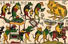 La peinture de Dông Hô face au défi de sa préservation