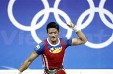 Thach Kim Tuân médaillé aux Championnats d'Asie d'haltérophilie 2013