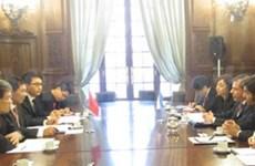 Vietnam-Argentine: échange d'expériences sur les négociations multilatérales