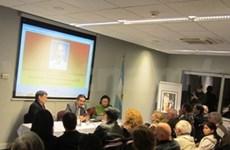 Colloque sur la pensée de Hô Chi Minh en Argentine
