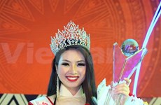 Nguyên Thi Ngoc Anh, Miss Ethnie 2013