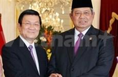 Nouveau jalon dans les relations Vietnam-Indonésie