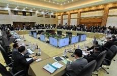 Les relations entre l'ASEAN et ses partenaires appréciées