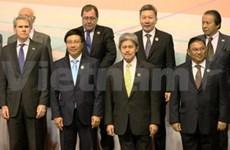Le ministre des AE Pham Binh Minh à l'ARF-20 et à l'EAS-3