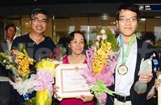 Échecs : Lê Quang Liêm réfléchit à la vitesse de l'éclair