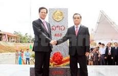 Vietnam-Laos : fin du bornage de la frontière commune