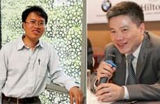 Deux professeurs vietnamiens honorés par la Simons Foundation