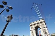 Le Vietnam félicite la France pour sa Fête nationale