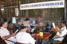 Après le café littéraire, le café juridique à Cân Tho