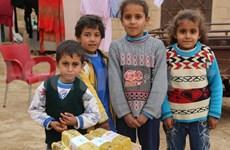 L'UNICEF souligne des progrès pour des millions d'enfants