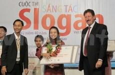 Vietnam-Australie : le concours de slogans retrouve ses lauréats